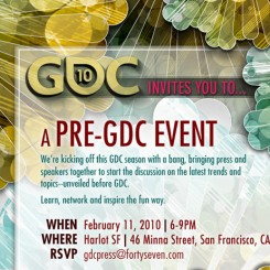 Featured Image - GDC PreEvent
