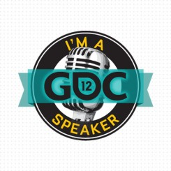 Featured Image - GDC Speaker Badge