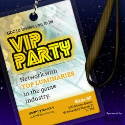 Featured Image - GDC VIP Party